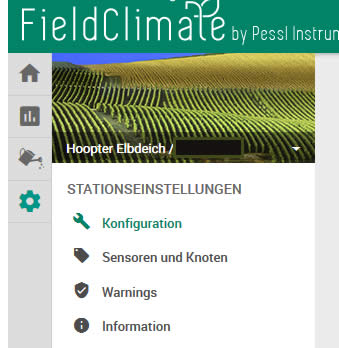 pessl-fieldclimate-settings